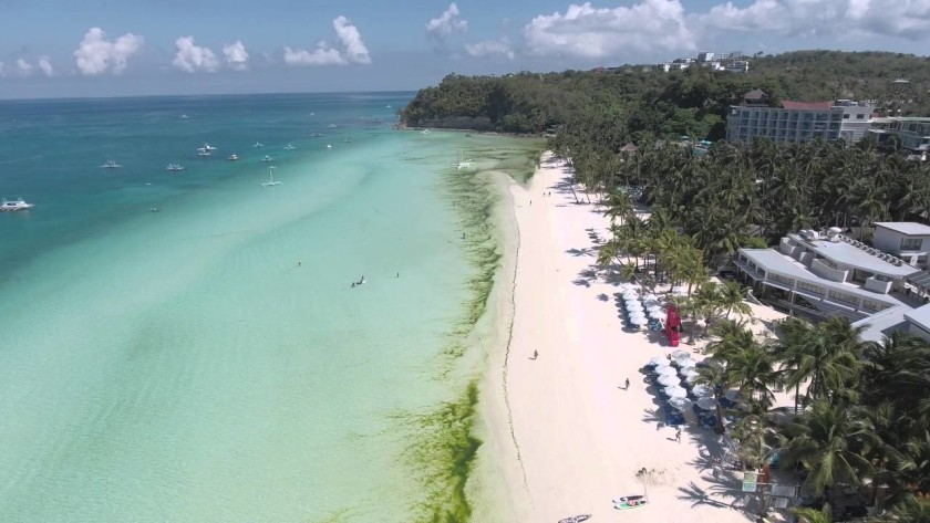 White Beach - Boracay, Filipine