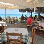 Restaurant Green Sea Apartments - Skala Potamia, Thassos