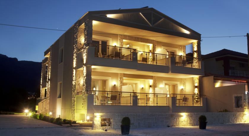 Iliorama Luxury Apartments - Skala Potamia