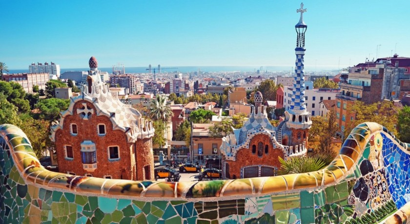 Parcul Guell - Barcelona
