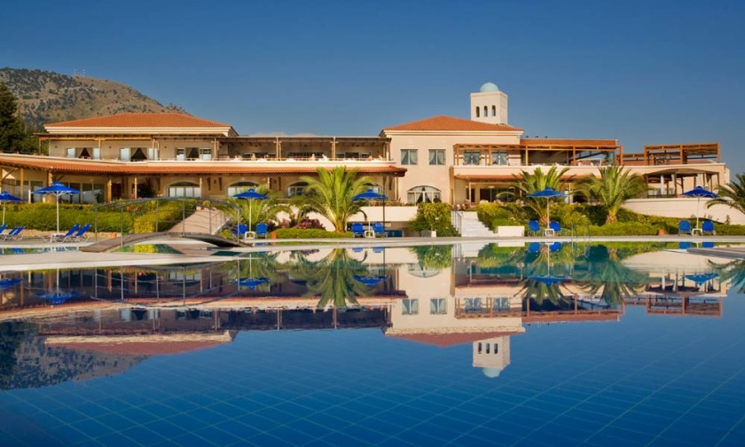 Hotel Pilot Beach Resort - Creta