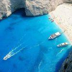 Plaja Navagio, insula Zakynthos