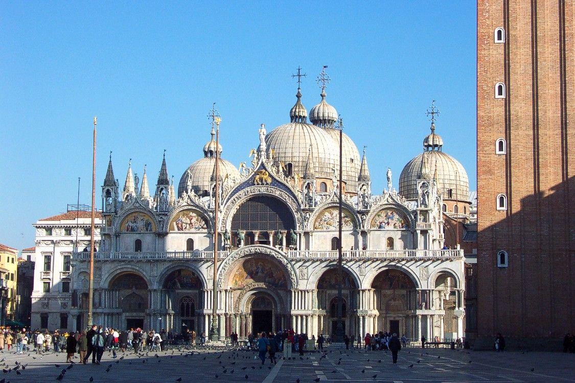Basilica San Marco - Venetia
