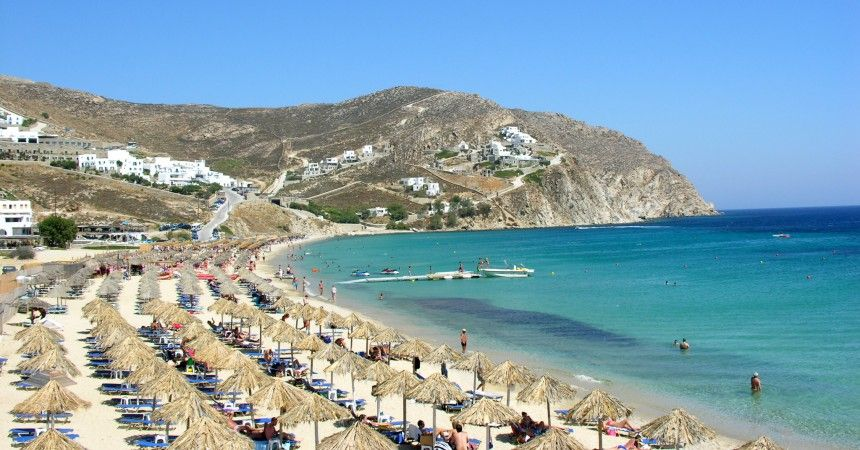 Elia Beach - Mykonos