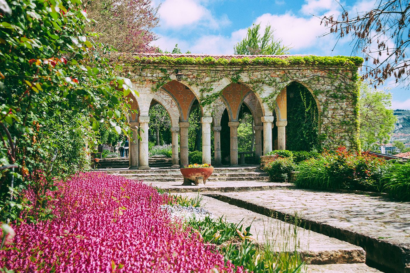 Gradina Botanica Balcic