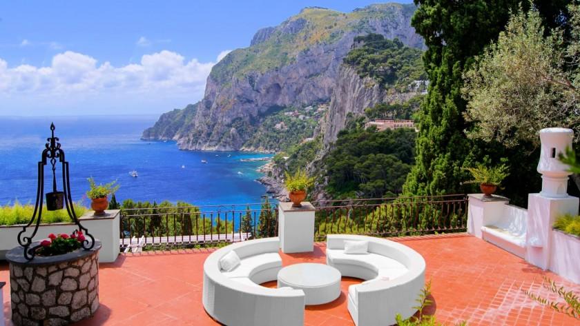 Insula Capri - Italia