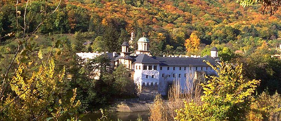 Manastirea Cozia - Valea Oltului