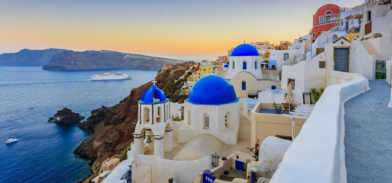 Oia - Santorini, Grecia