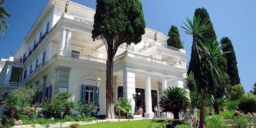 Palatul Achilleion - Corfu