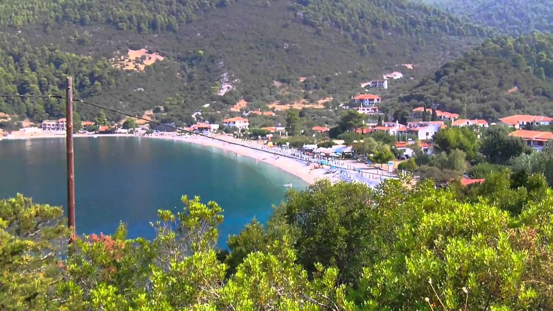 Panormos - insula Skopelos, Grecia