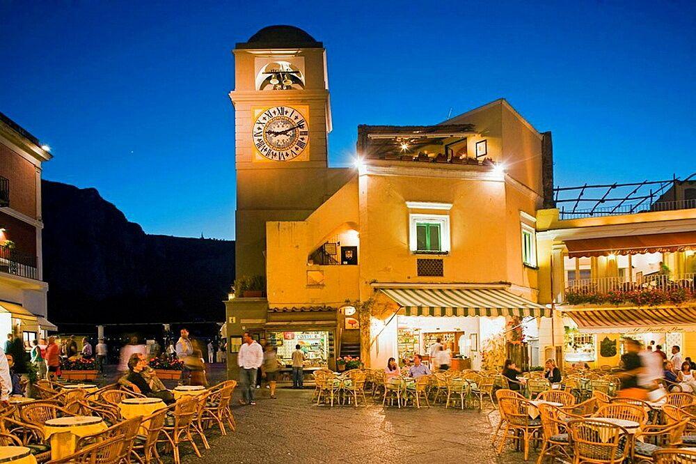 Piazzeta Umberto - Capri