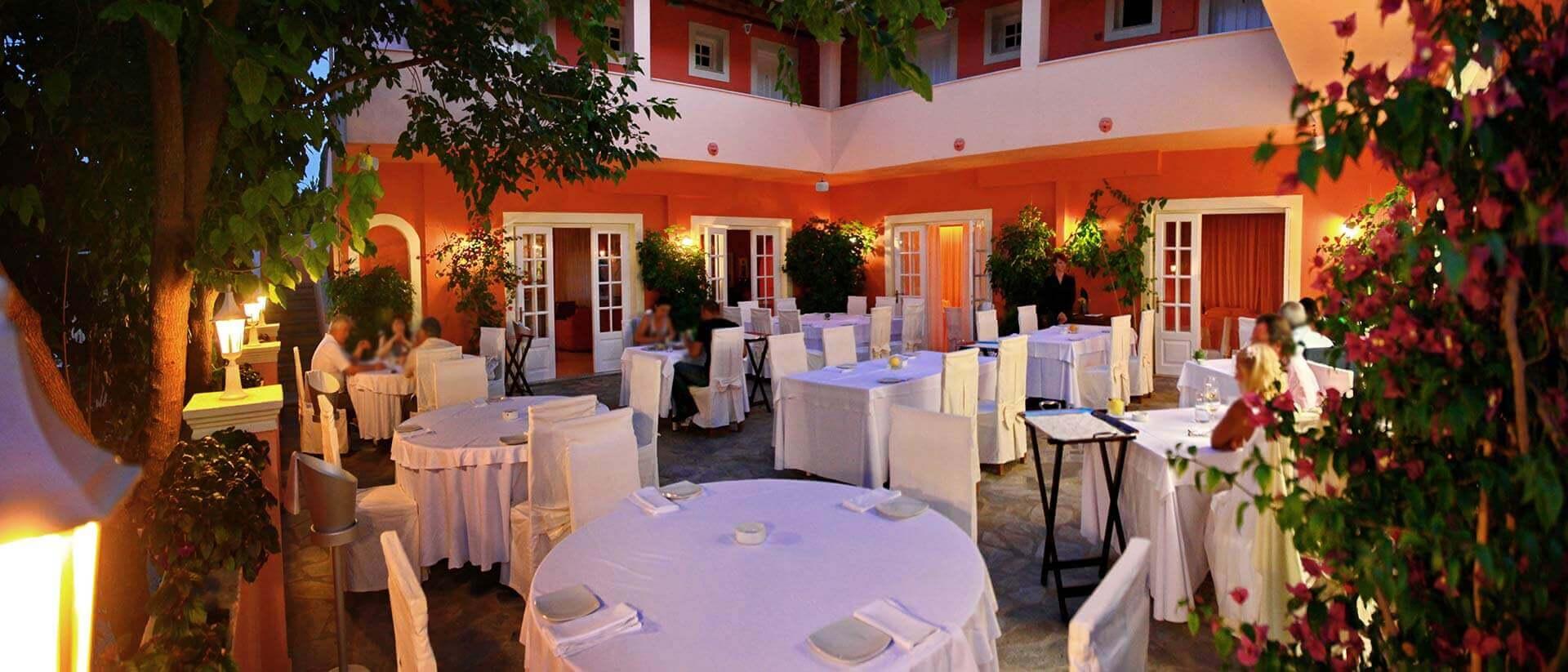 Restaurant Etrusco - Dassia, Corfu