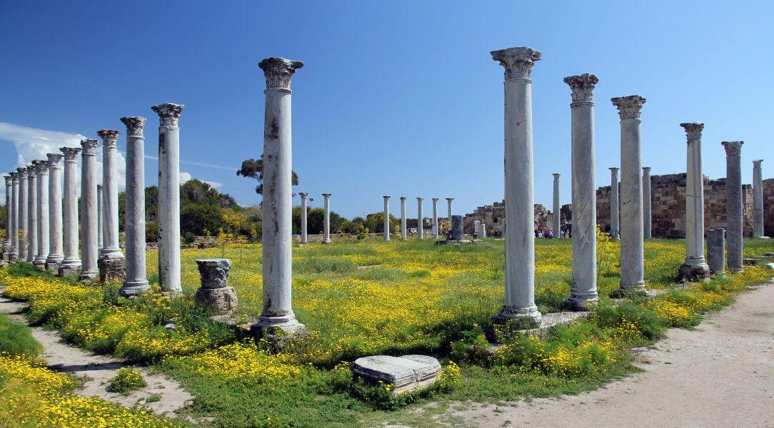 Salamis - Cipru