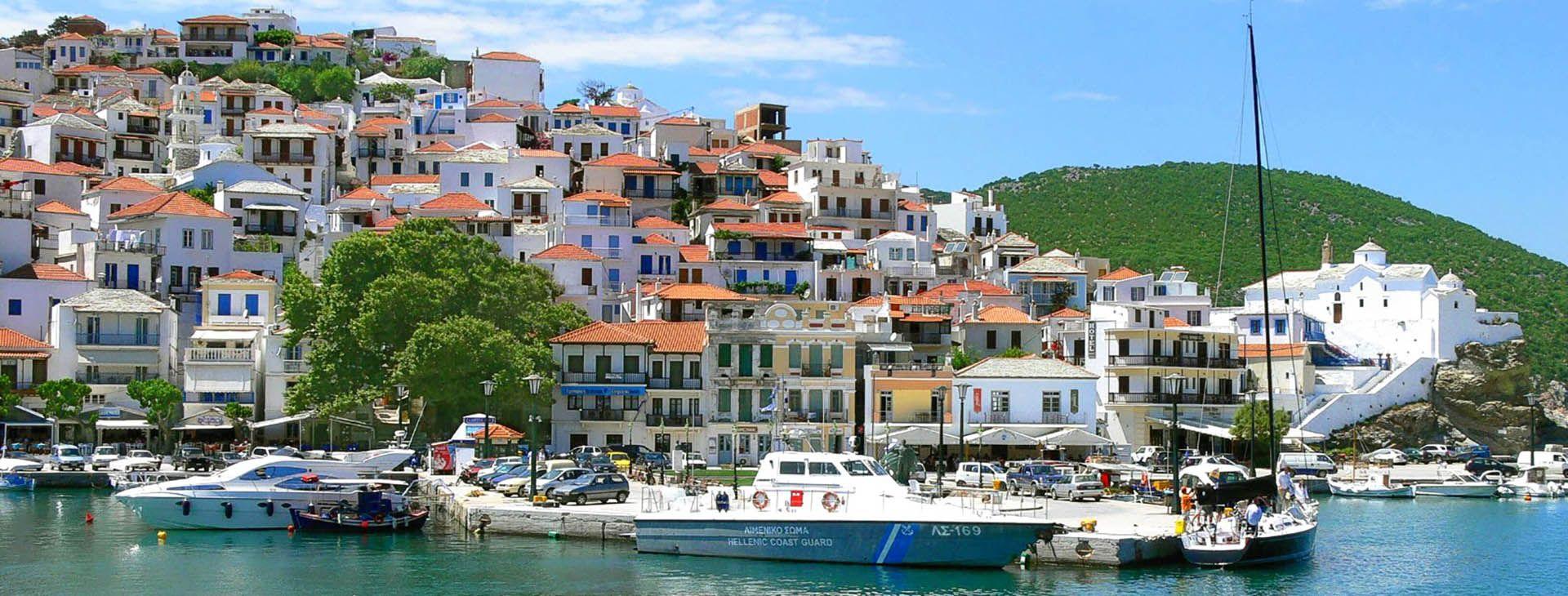 Skopelos Town - Grecia