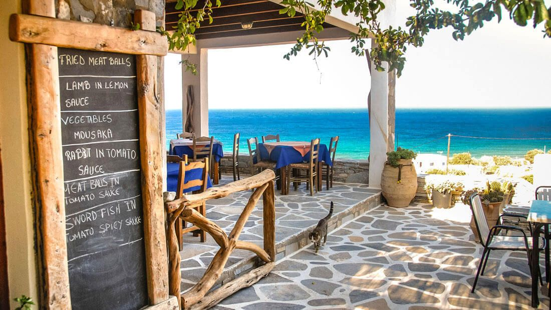 Taverna in Cipru
