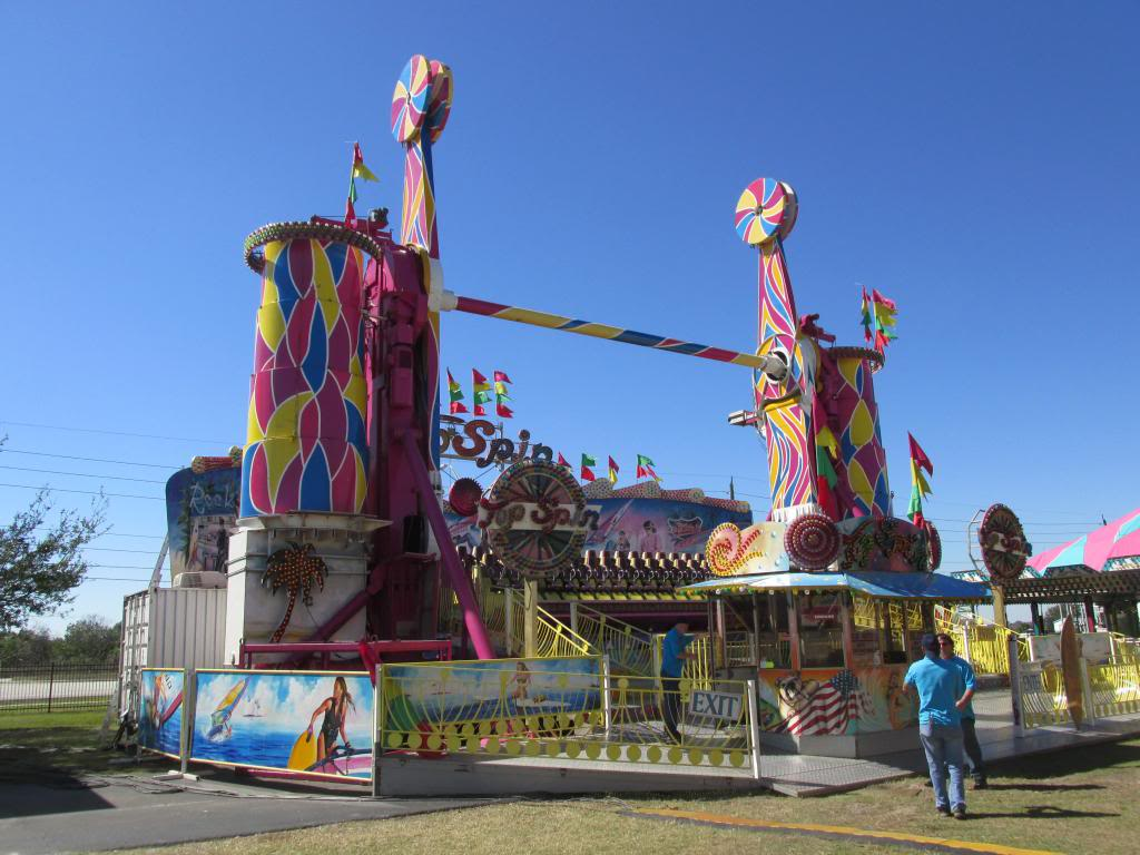 Top Spin - Prater