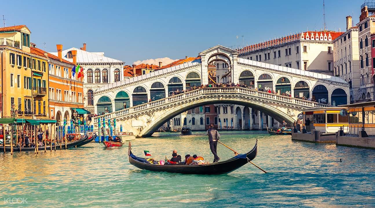 Venetia - Gondola