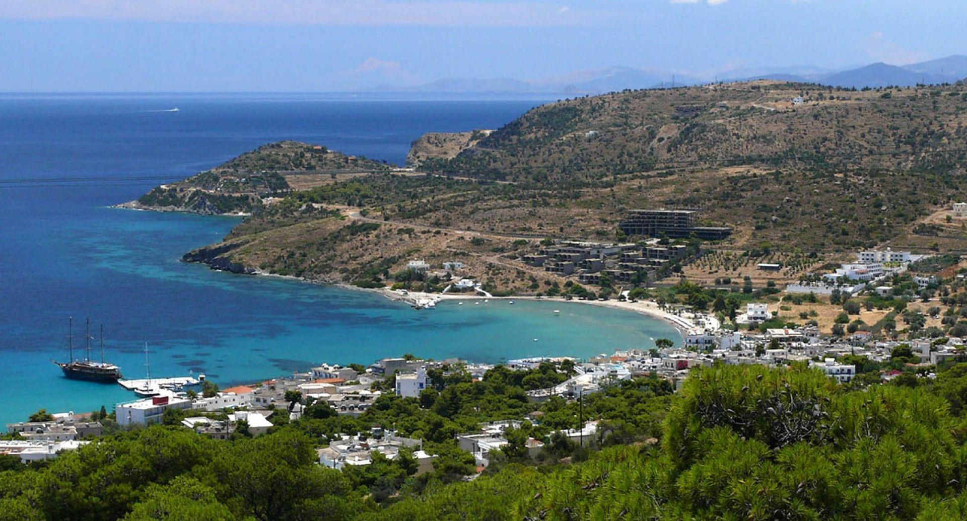 Agia Marina - insula Egina, Grecia