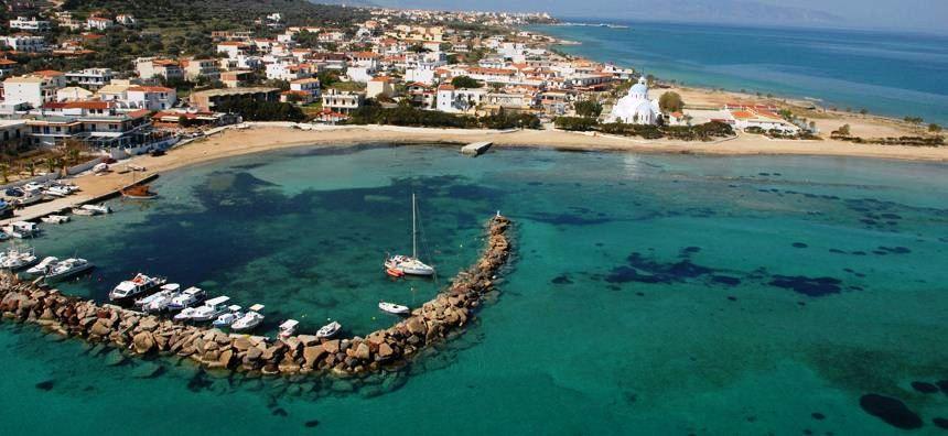 Insula Agistri - Grecia