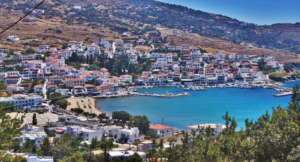 Insula Andros - Grecia