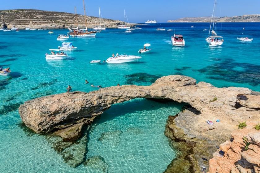 Insula Comino - Malta