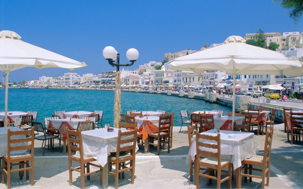 Insula Naxos - Grecia