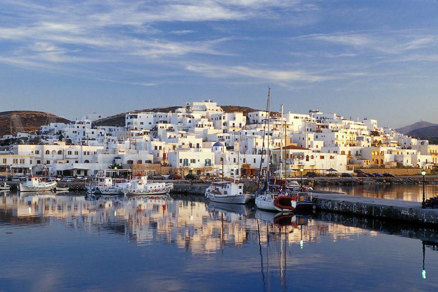 Insula Paros - Grecia