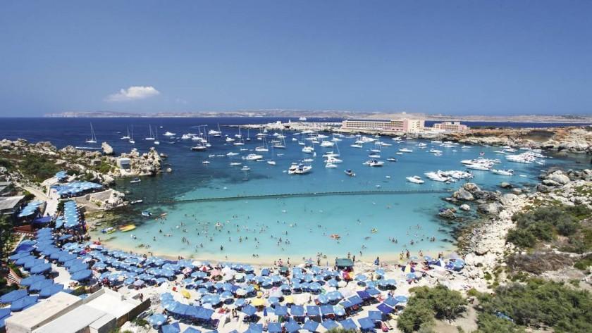 Plaja Paradise Bay - Malta