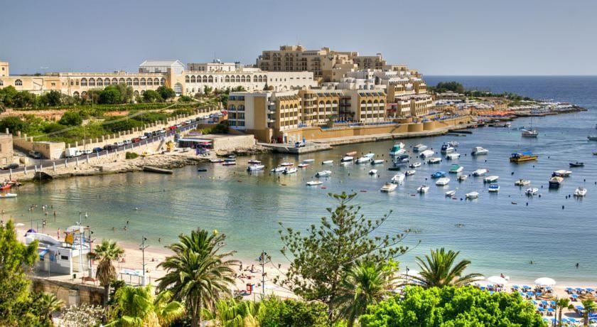 St Julians - Malta