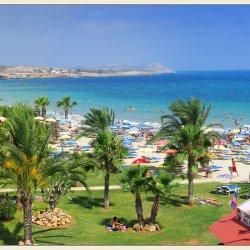 Statiunea Ayia Napa, Cipru