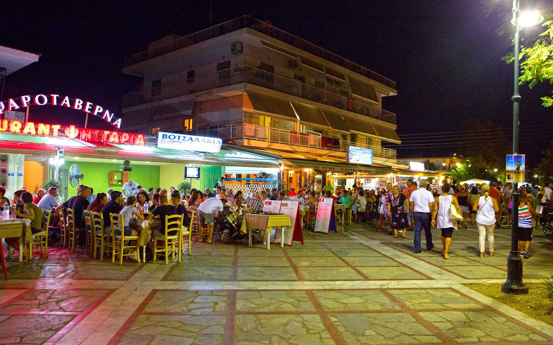 Taverna in Asprovalta - Grecia
