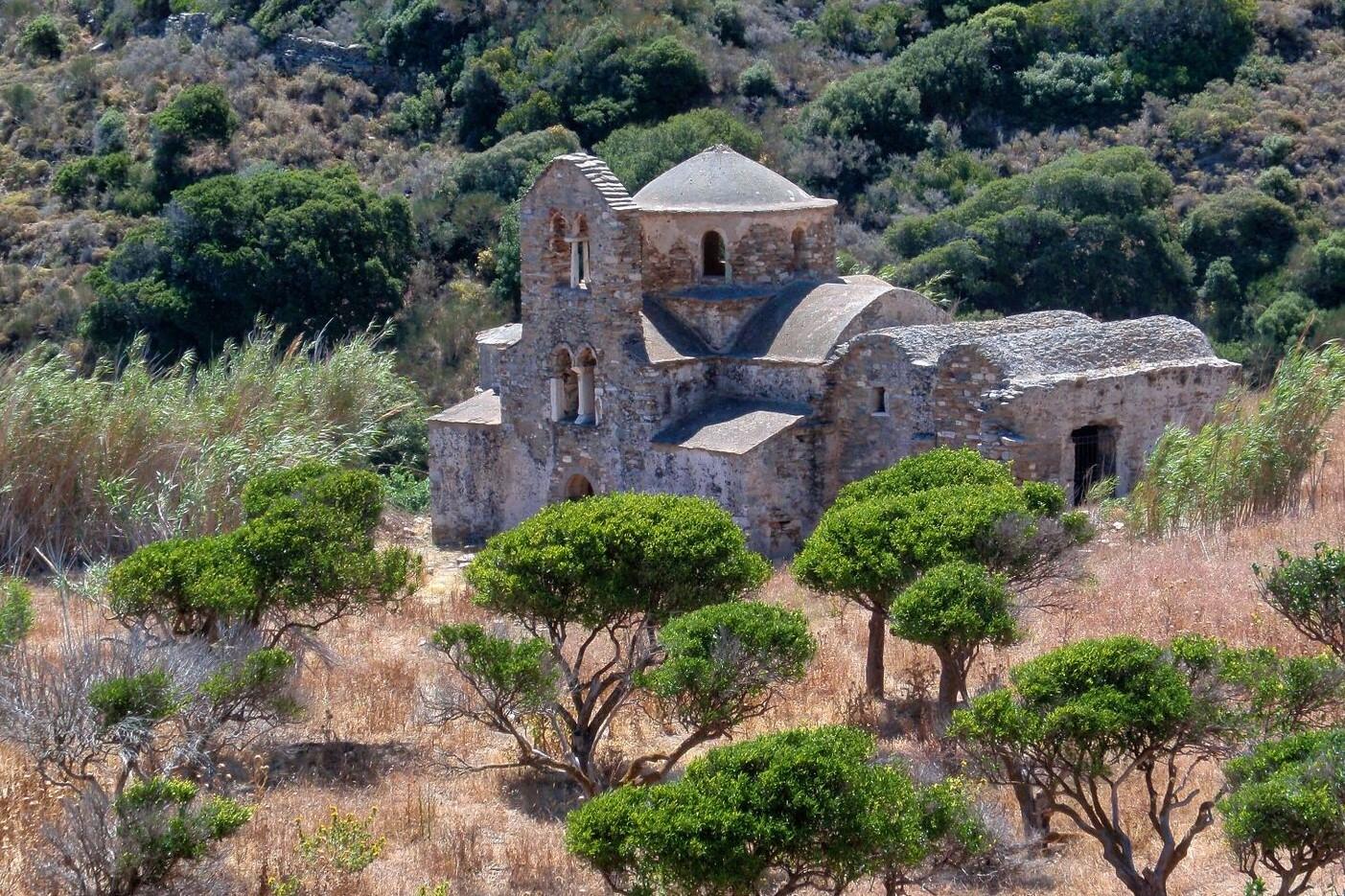 Agios Mamas - Naxos