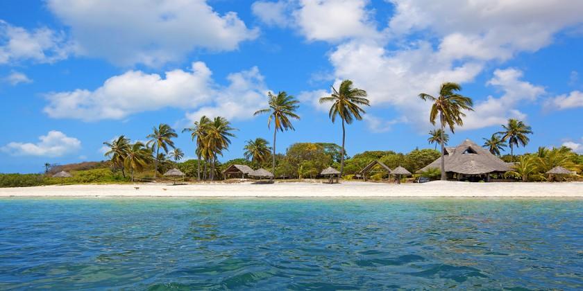 Insula Mahe - Seychelles