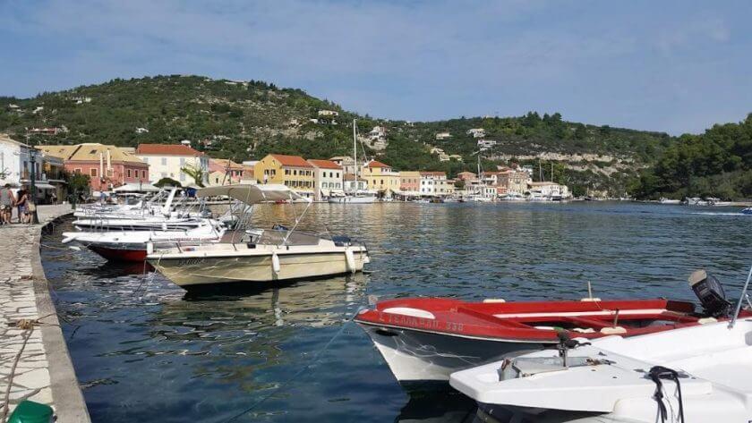 Insula Paxos - Grecia