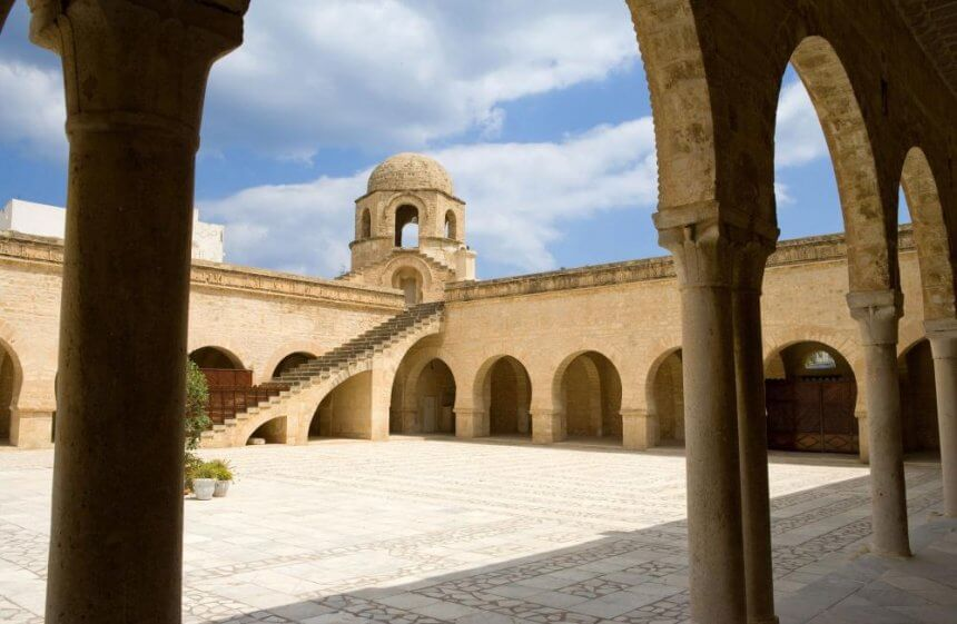 Moscheea din Sousse - Tunisia