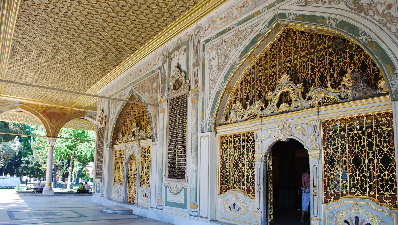 Palatul Topkapi - o bijuterie a artihecturii otomane