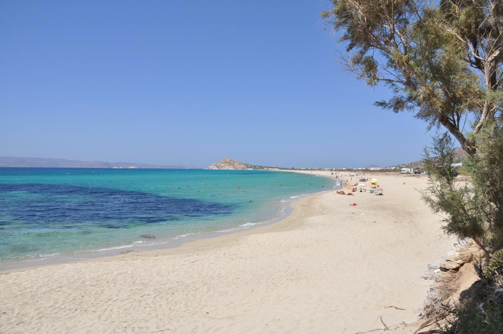 Plaja Kastraki - Naxos, Grecia