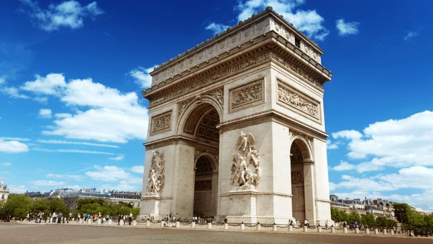 Arcul de Trimf - Paris