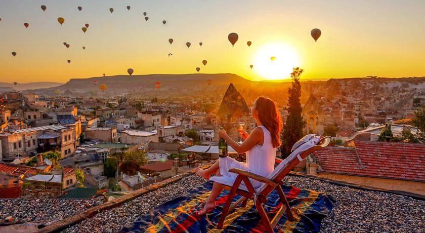 Cappadocia - Turcia