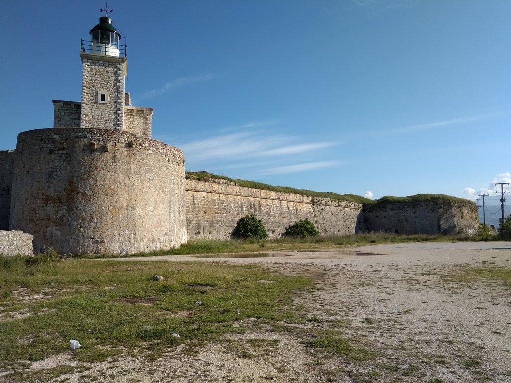 Castelul Agia Mavra -Lefkada