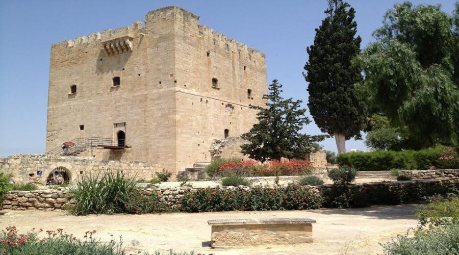 Castelul Kolossi - Limassol