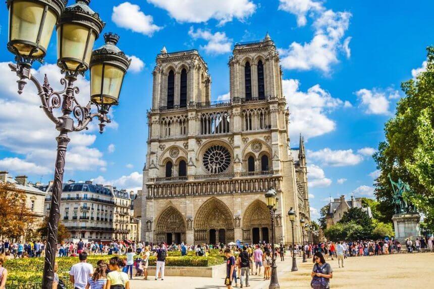 Catedrala Notre Dame - Paris