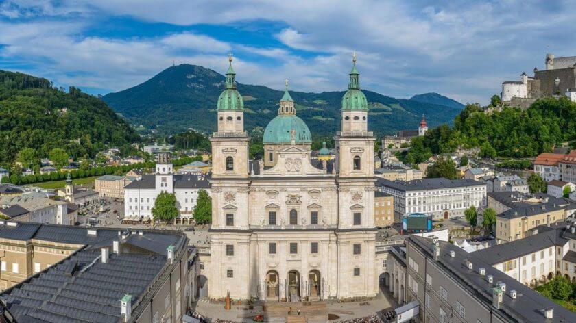 Catedrala din Salzburg
