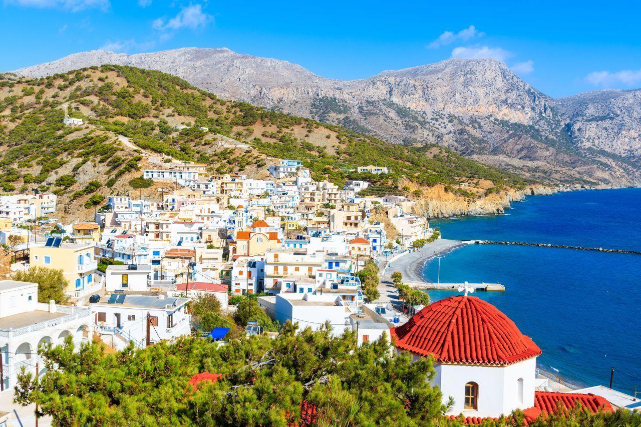 Diafani - insula Karpathos, Grecia