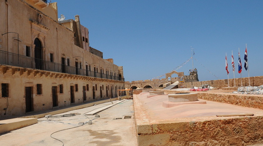Fortareata Firkas - Chania