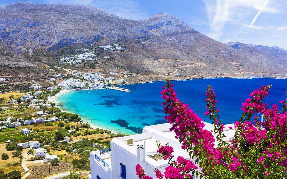 Insula Amorgos - Grecia