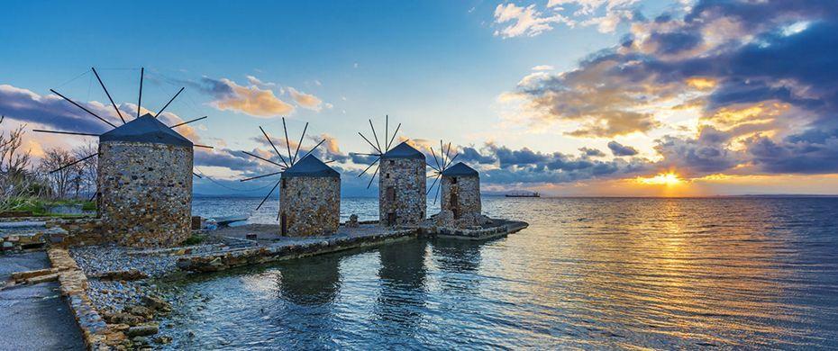 Insula Chios - Grecia