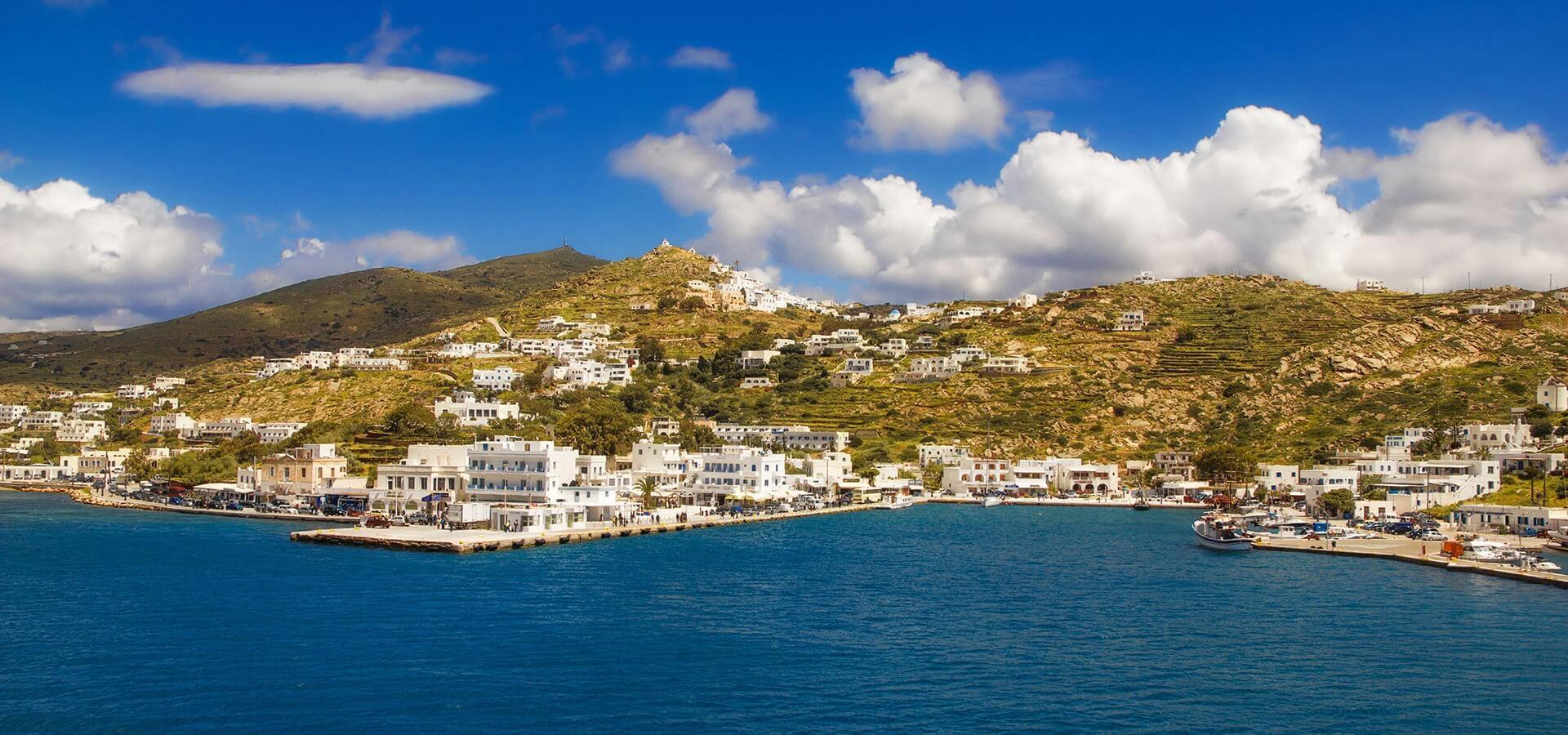 Insula Ios - Grecia