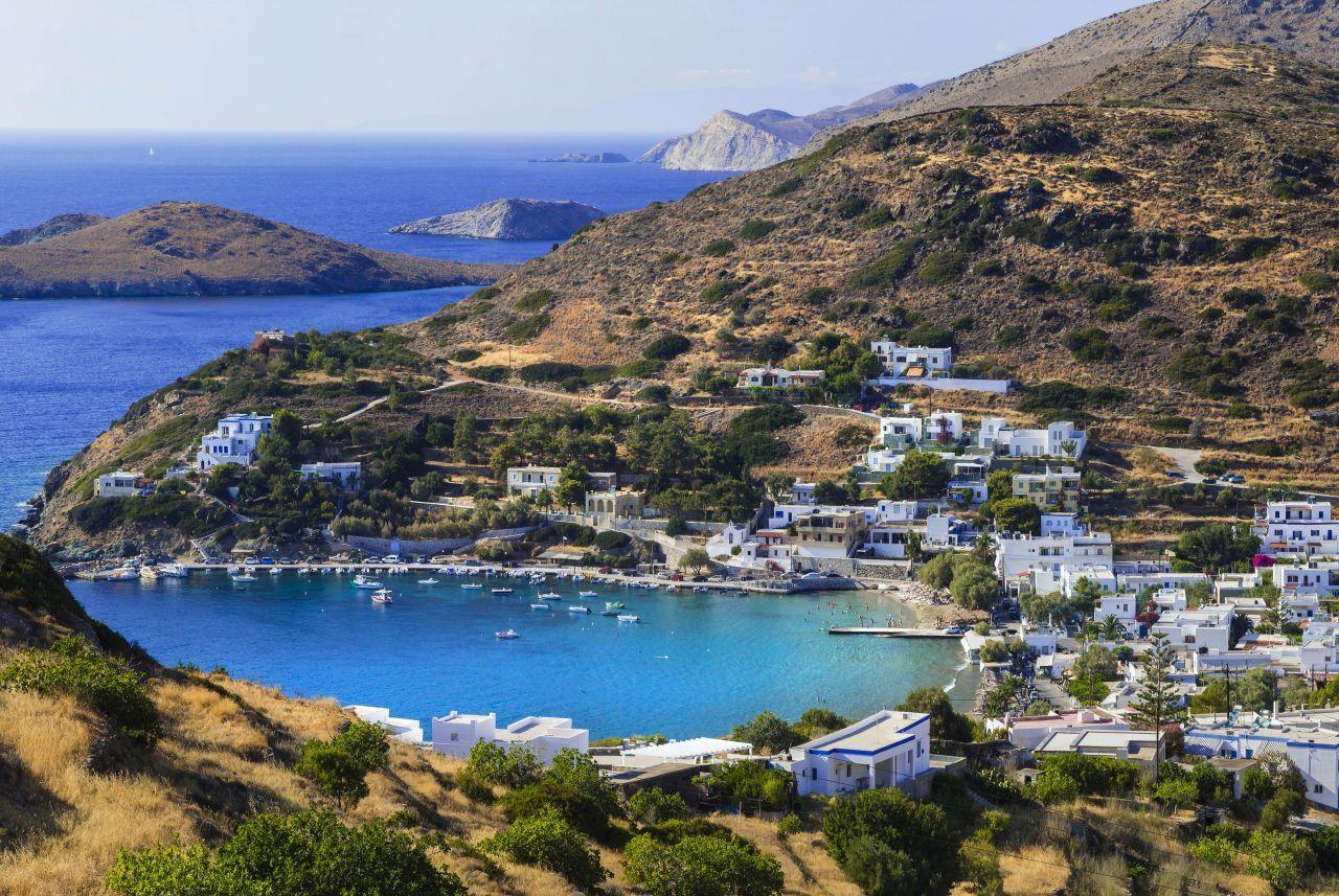 Kini - insula Syros, Grecia