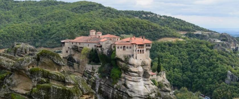 Manastirea Marele Meteor - Meteora